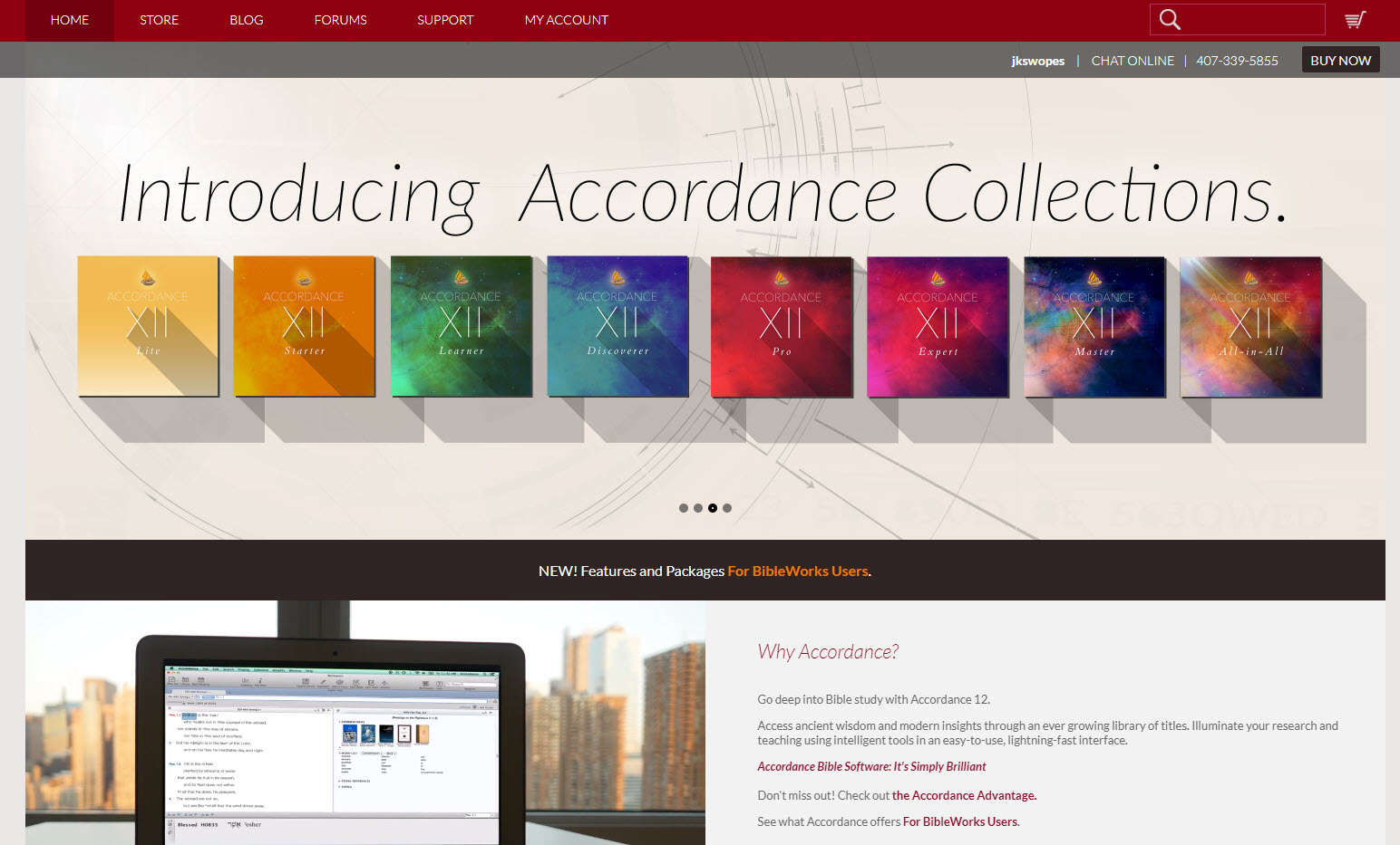 Bible Study Software - Why I Like Accordance 12 - Faith  Fam